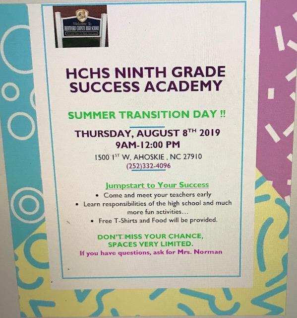 Hertford County High School / Homepage