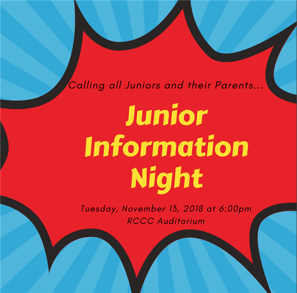 Junior Information Night