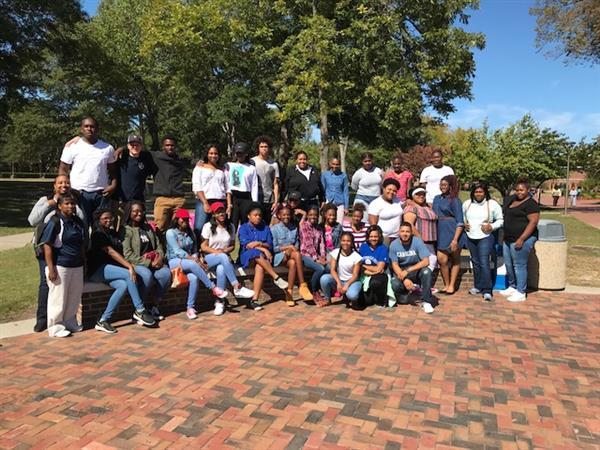 HCHS FSU and ECU College Trip