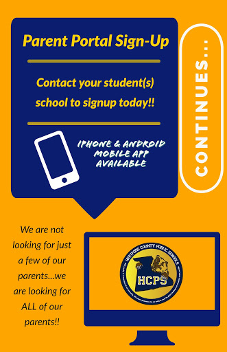 Parent Portal Sign-Up