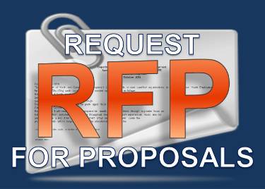 Request for Proposals for Legal Services now being accepted.